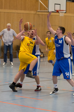 RB Basketball Thomas Pöferlein