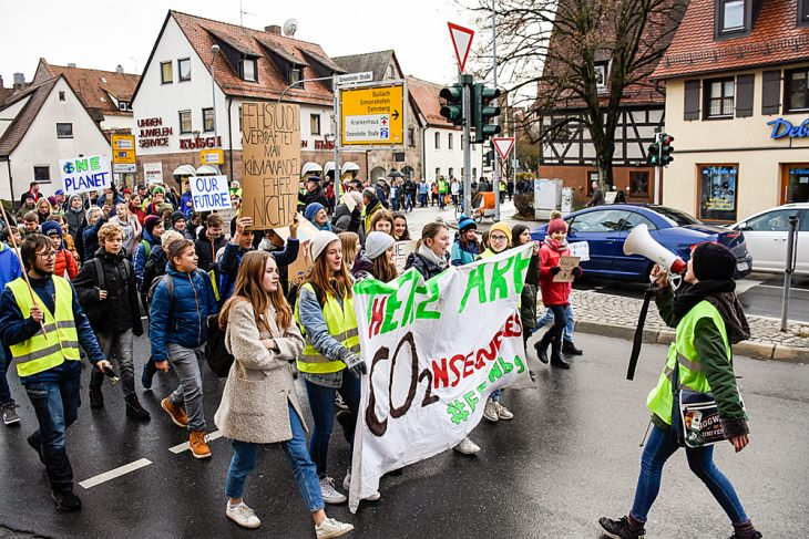 Fridays for Future in Lauf